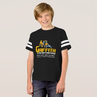 Griffith Constructioin (Company Support) KIDS T-Shirt