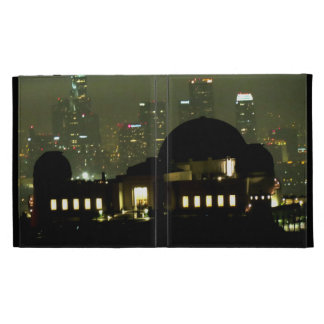 Griffith Observatory At Night iPad Case
