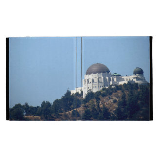 Griffith Observatory iPad Folio Covers