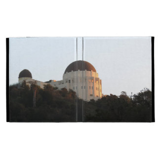 Griffith Observatory iPad Cases