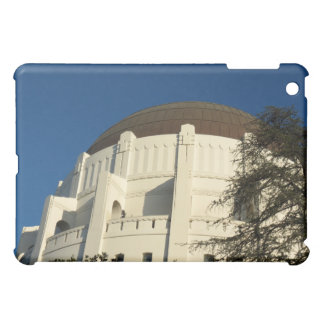 Griffith Observatory Close Up iPad Mini Cover