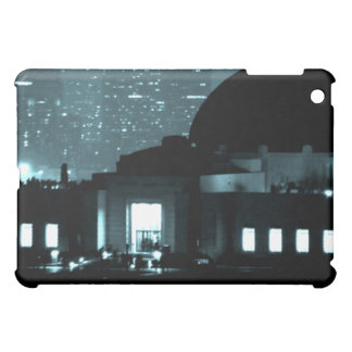 Griffith Observatory Entrance iPad Mini Cases