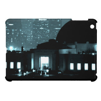 Griffith Observatory Entrance iPad Mini Cover