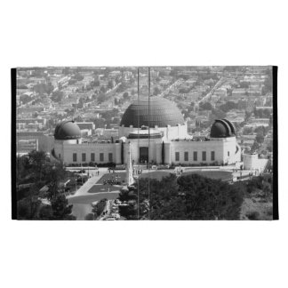 Griffith Observatory iPad Case