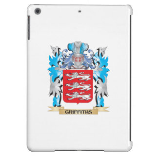Griffiths Coat of Arms - Family Crest iPad Air Case