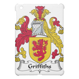 Griffiths Family Crest Case For The iPad Mini
