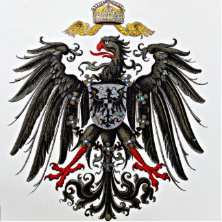 Griffon Coat of Arms Photo Cut Outs