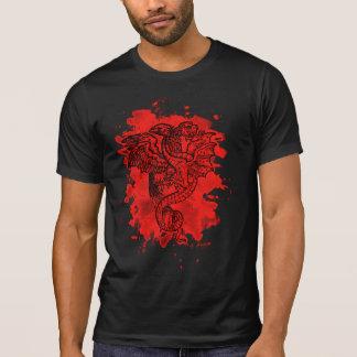 Griffon & Dragon bleached talk Tshirt