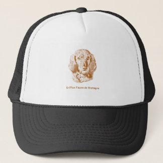 Griffon Fauve de Bretagne Trucker Hat