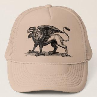 Griffon/seize Trucker Hat