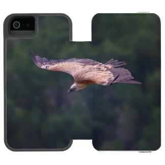 Griffon vulture, France Incipio Watson™ iPhone 5 Wallet Case