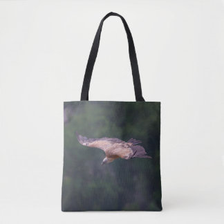 Griffon vulture, France Tote Bag