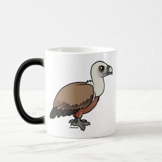 Griffon Vulture Magic Mug