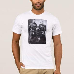 Grigori Rasputin General Putyatin Colonel Lotman T-Shirt