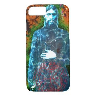Grigori Rasputin Russian History Mad Monk Mystic iPhone 8/7 Case