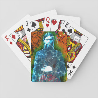 Grigori Rasputin Russian Mad Monk Mystic Playing Cards