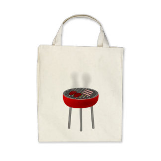 Grill Canvas Bag