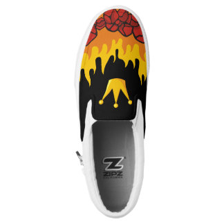 Grill Crown Slip-On Shoes