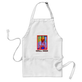 Grill Geek Apron for Men