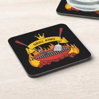 Grill King Coaster
