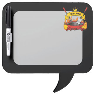 Grill King Dry Erase Board