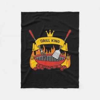 Grill King Fleece Blanket