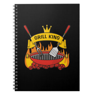 Grill King Notebook