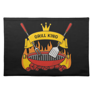 Grill King Placemat