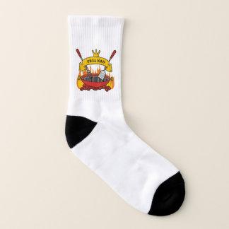 Grill King Socks