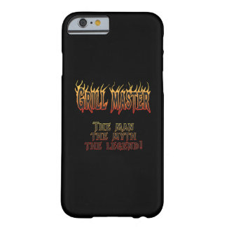 Grill Master Barely There iPhone 6 Case