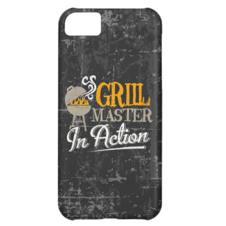 Grill Master In Action Cover For iPhone 5C