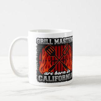 Grill Masters are Born in California Coffee Mug