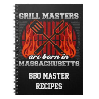 Grill Masters Are Born In Massachusetts Recipe Notebooks