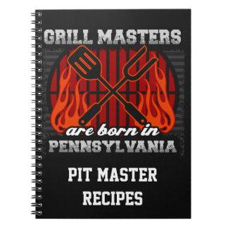Grill Masters Are Born In Pennsylvania Recipe Notebook