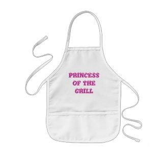 Grill Princess Kids Apron