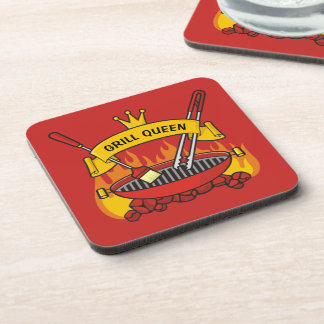 Grill Queen Coaster