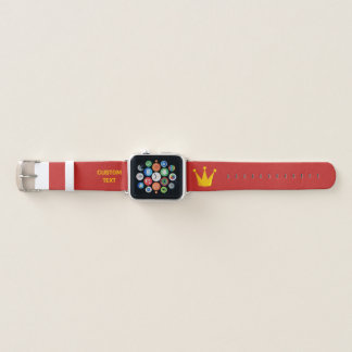 Grill Queen Crown Apple Watch Band