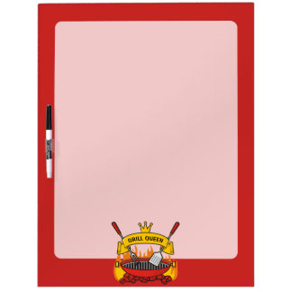 Grill Queen Dry Erase Board