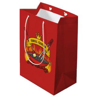 Grill Queen Medium Gift Bag