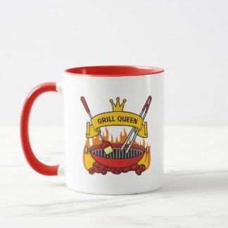 Grill Queen Mug