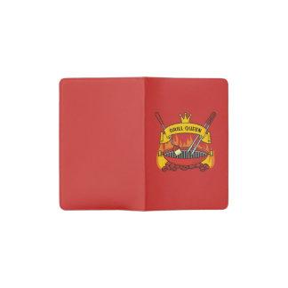 Grill Queen Pocket Moleskine Notebook