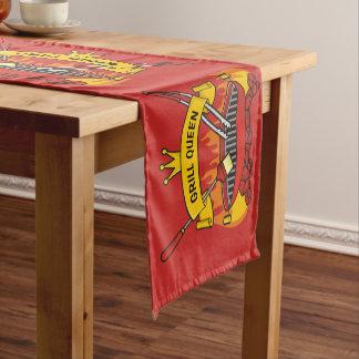 Grill Queen Short Table Runner