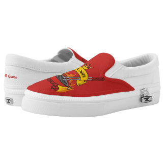 Grill Queen Slip-On Shoes