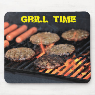Grill Time MOUSE PAD