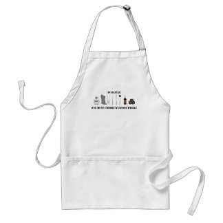 Grill Wars Aprons