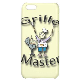 Grille Master black iPhone 5C Case