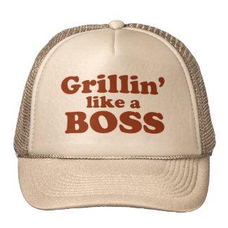 Grillin' like a Boss Cap