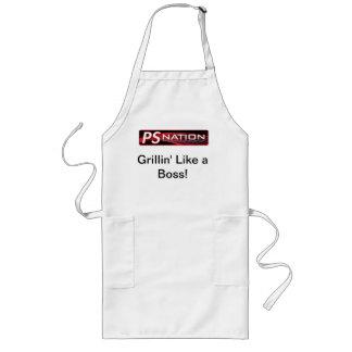 Grillin' Like a Boss grilling apron