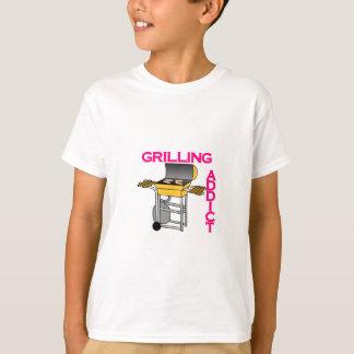 Grilling Addict T-Shirt