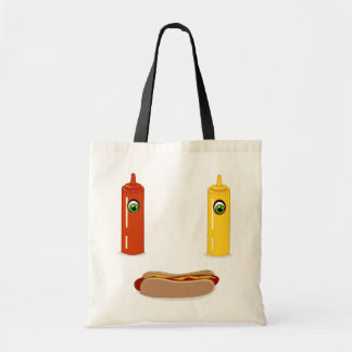 Grilling and Chilling Budget Tote Bag